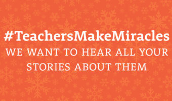 Share Your Teacher Miracle