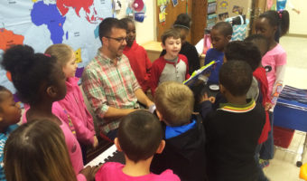Meet the Teacher Who Set Out to Inspire an Entire State
