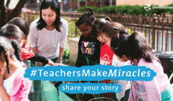 5 Reasons We Know Teachers Make Miracles