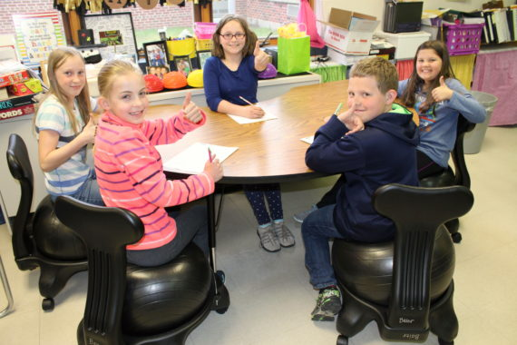 How Teachers Use Flexible Classroom Seating To Help Students Succeed
