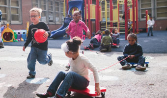 New Funding Opportunity: Get Students Moving with the National Fitness Foundation