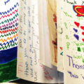 Stack of thank-you notes