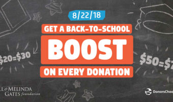 All Day, The Gates Foundation is Giving Teachers a Back-to-School Boost!