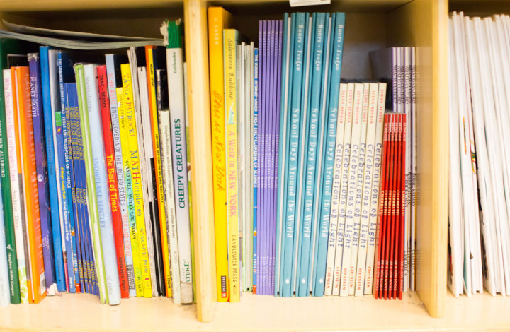 What's the DonorsChoose.org Team Reading?