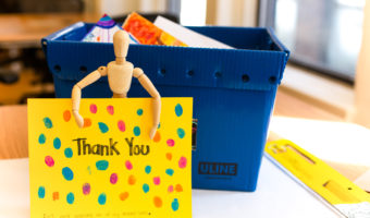 What makes donating to DonorsChoose so special