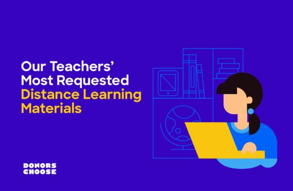 Our Teachers' Most Requested Distance Learning Materials