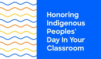 How Teachers Are Honoring Indigenous Peoples' Day
